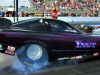 Tulsa - burnout before the first-round win